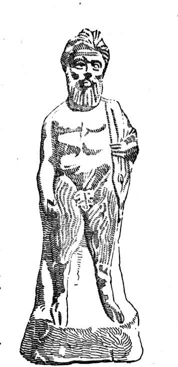 Pan the ancient Greek god of